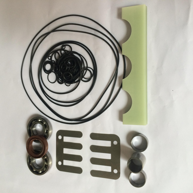 三相真空泵和负压表接线图
